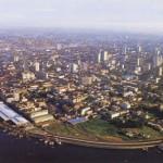 Manaos, capital de estado de Amazonas