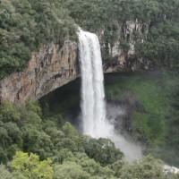 Cascada Parque Estadual del Caracol