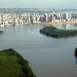 La ciudad de Porto Alegre