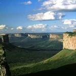 El Parque Nacional de la Chapada Diamantina.
