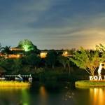 El Parque Boa Luz, atracciones para toda la familia.