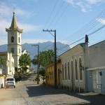 La ciudad de Morretes.