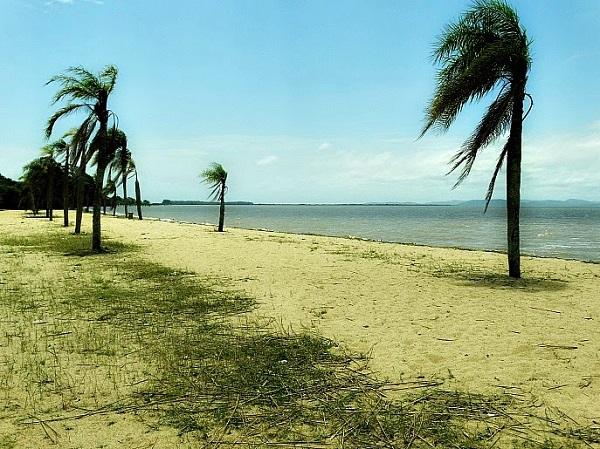 Praia Canto das Mulatas