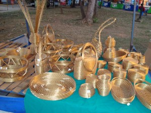 Artesania Capim dourado